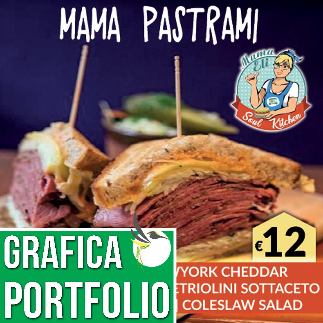 Grafica Menu pannelli forex streetfood
